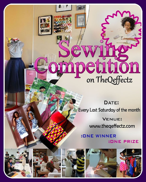 THE SEPTEMBER SEWING COMPETITION - START VOTING NOW!!!!