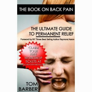the ultimate guide to permanent relief, tom barber