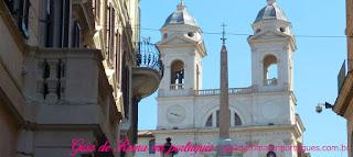 pagina pontos turisticos PRACA ESPANHA - Pontos turísticos de Roma