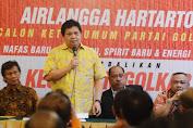 Pergantian Nahkoda Golkar Berpeluang Terjadinya Reposisi Dukungan Politik