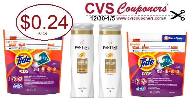 http://www.cvscouponers.com/2018/12/cvs-tide-pods-pantene-deals.html