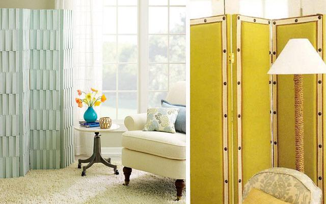 Decoraci n del hogar dise o de interiores c mo decorar for Mamparas para dividir ambientes