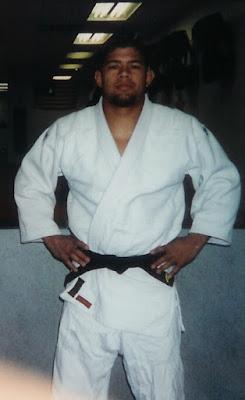 Aaron Del Mar Judo