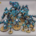 What's On Your Table: Tau Army