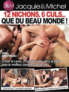 12 Nichons 6 Culs Que Du Beau Monde (2015)