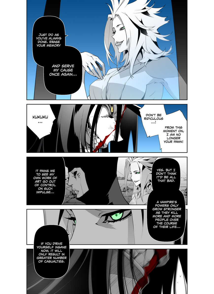 Phantasmal Tale under the Moonlight - Chapter 37