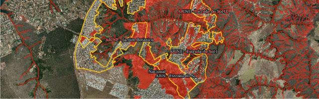 AGEFIS aperta o cerco e cria Mapa de Combate a Grilagem e Ocupações Irregulares