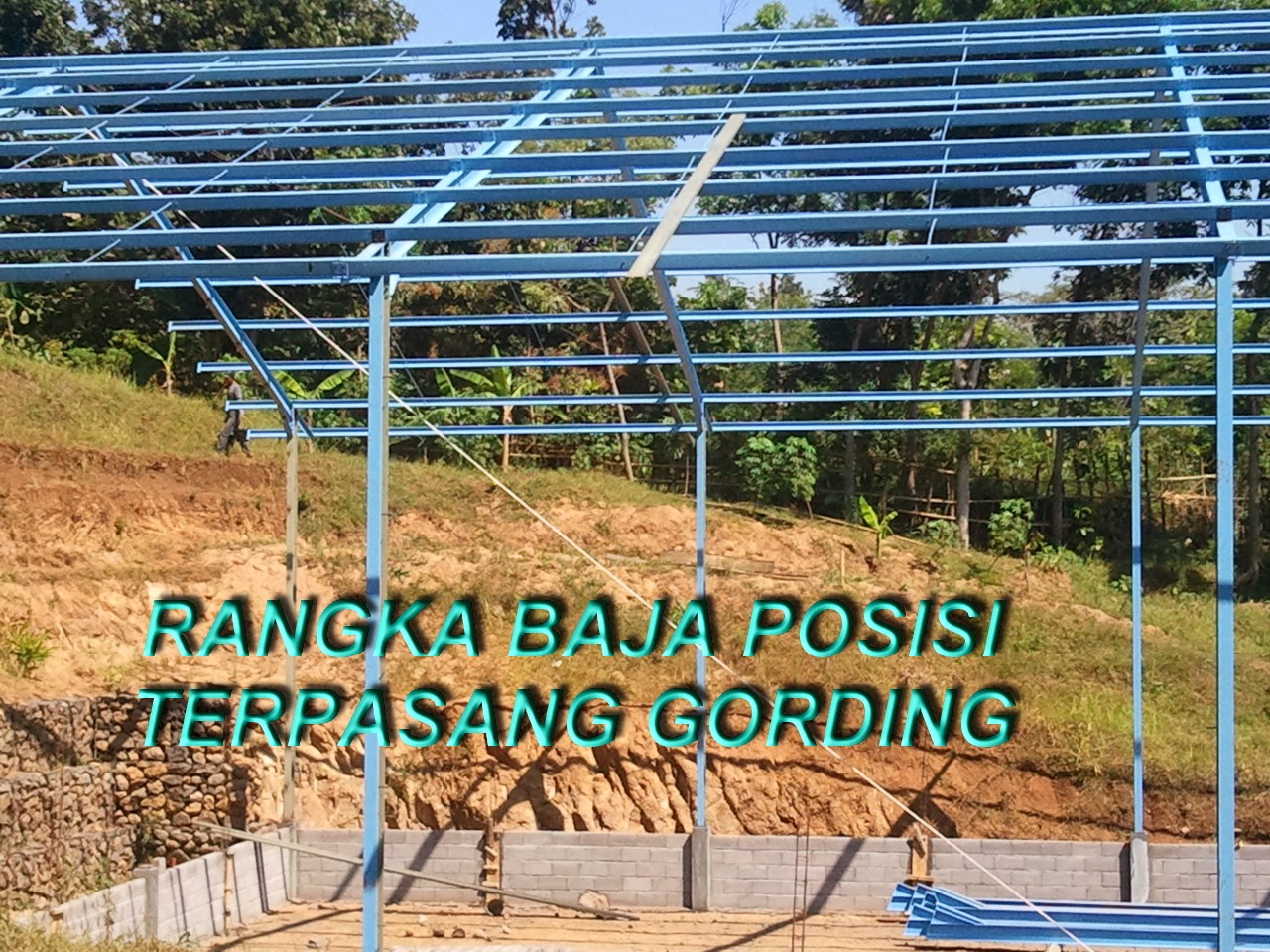 Rangka Baja Ringan Bali Jasa Kontraktor Profesional | Arsitektural ...