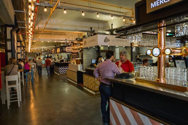 Mercado Merced Málaga