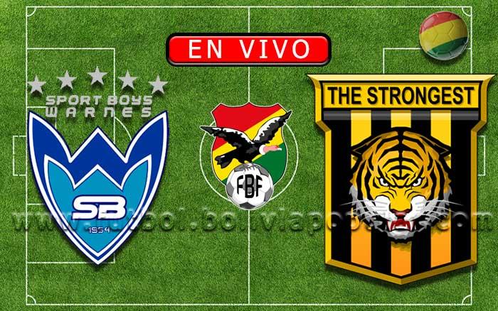 【En Vivo】Sport Boys vs. The Strongest - Torneo Clausura 2019