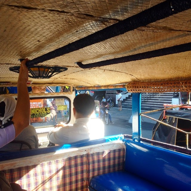 A Native-Inspired Jeepney Spotted In Manila