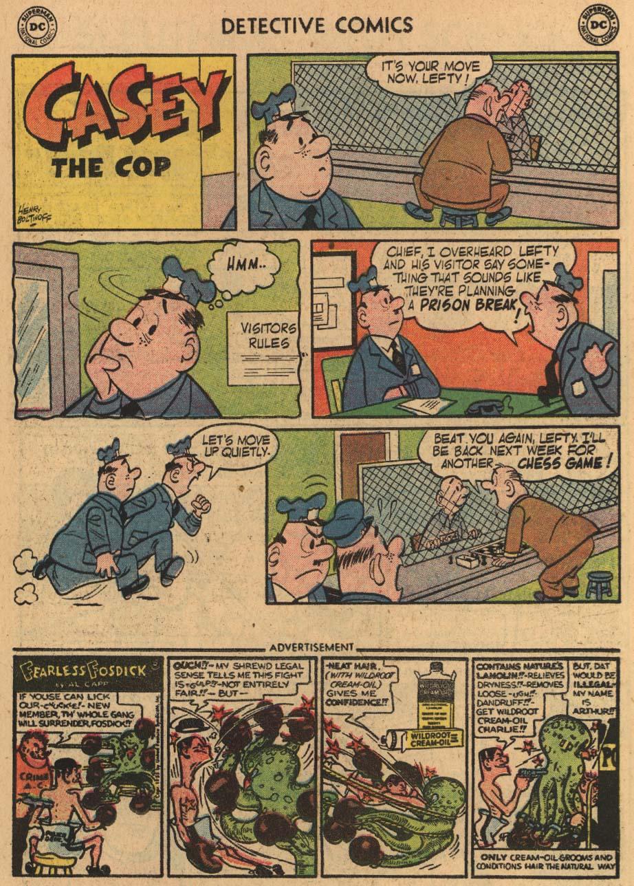 Read online Detective Comics (1937) comic -  Issue #229 - 23