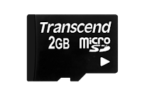 Transcend MicroSD memory card format using Recoverx software