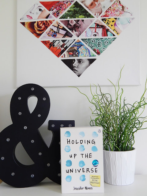 Holding Up The Universe No Spoiler Book Review | sprinkledpages