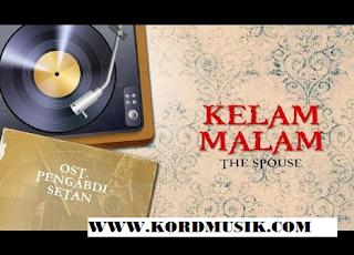 Kunci Gitar The Spouse - Kelam malam