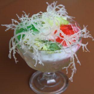Resep Es Campur Rumput Laut