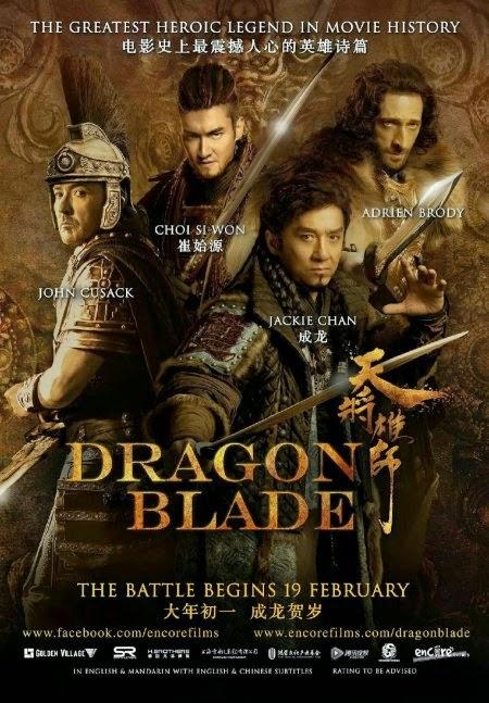 Dragon Blade ดาบมังกรฟัด [HD]