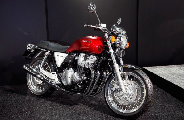 The First Of Honda CB1100 Concept Appeared In Tokyo Motor Show 2015 Picture From Adfly 1YgUqR
