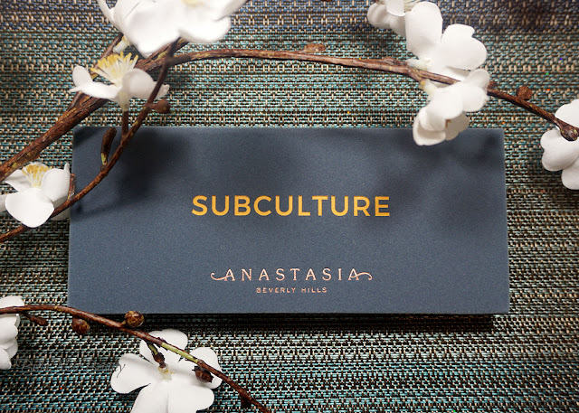 Anastasia Beverly Hills Subculture Palette | bellanoirbeauty.com
