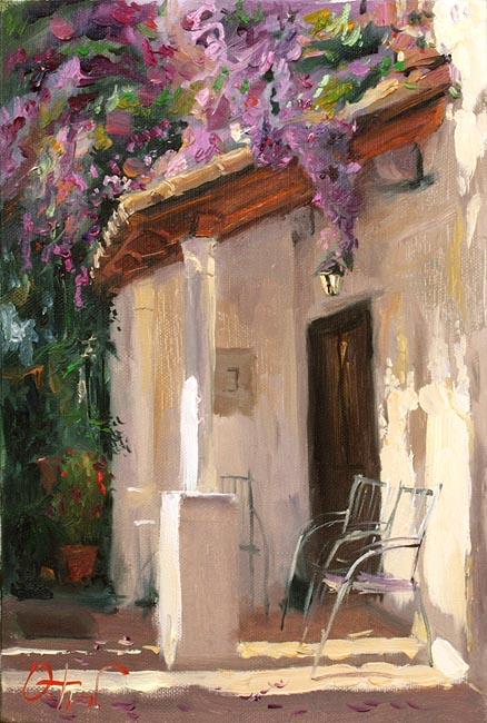 Oleg Trofimov 1962 Russian Impressionist Painter Tutt
