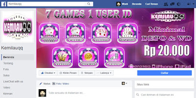 Peraturan Kontes Seo Agen Poker Kemilauqq.com 2016