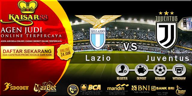 Prediksi Bola Jitu Lazio vs Juventus 4 Maret 2018