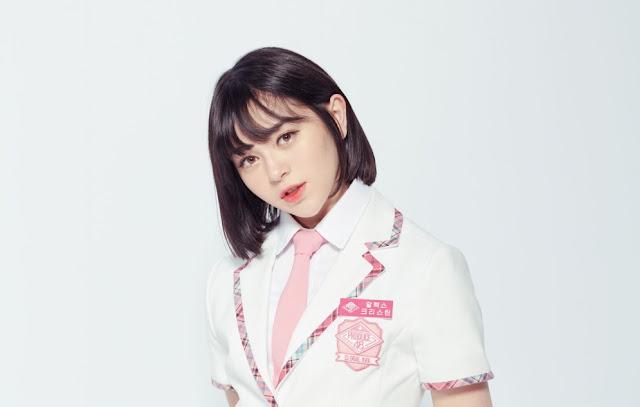 Alex Christine eks PRODUCE48 Dukung Debut 7SENSES di Korea