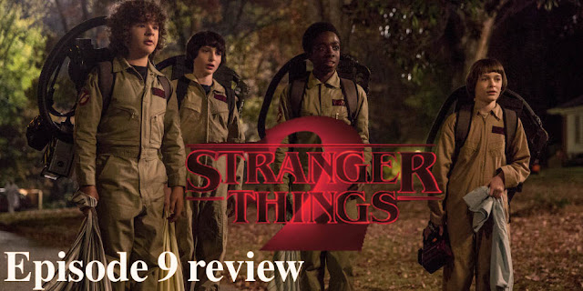 "Stranger Things: ""The Gate"" Episode 9 Review - Boomspk"