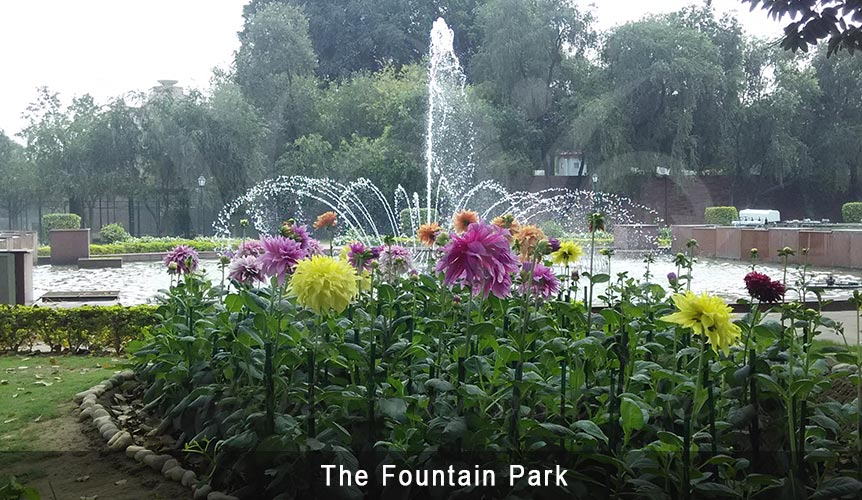 fountaing park