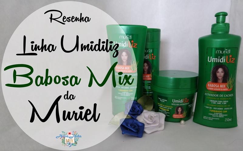 Umidiliz Babosa Mix da Muriel