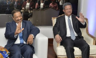 Leonel Fernandez sera el presidente de la República Dominicana para el 2020 lo dice Roberto Rosario