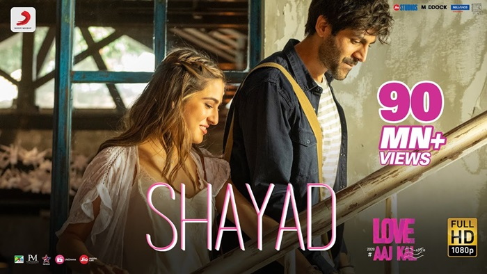 Shayad Video Song Download Love Aaj Kal 2020 Hindi Cineclipz Com Latest Cinema News Updates Live News Channels Video Songs