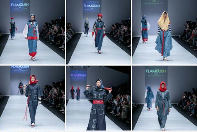 Flamoush Hijab