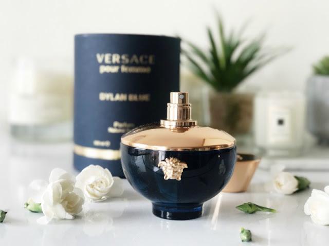 Versace Dylan Blue Eau de Parfum Review