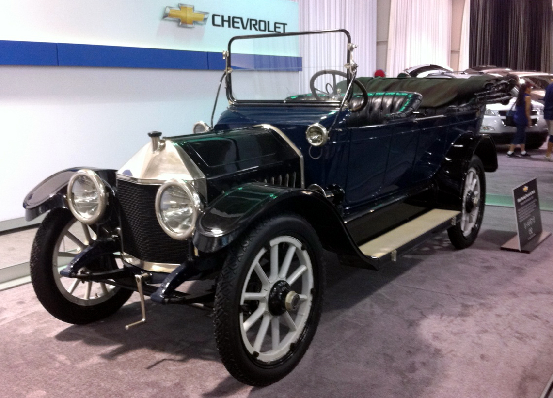 Just A Car Guy Oldest Running Chevrolet Known Of In The World