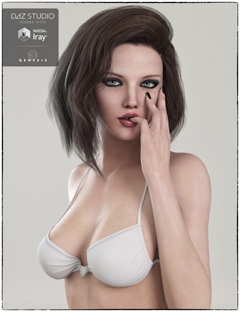 Valentina for Genesis 3 Female