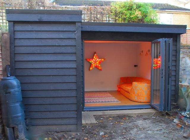 Gentil Starry Starry Shed