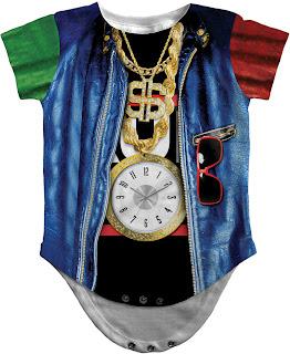 lil rapper onesie