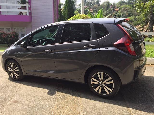 Honda FIT EX 2016 - Automático - Teste de Longa Duração