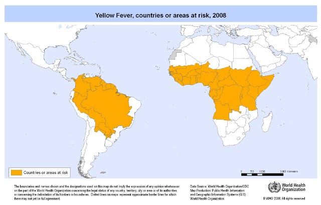 vacuna fiebre amarilla panama telefonos