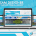 المجموعة الأولى من أعمال ويب تكنيك لتصميم المواقع والمدونات الإلكترونية