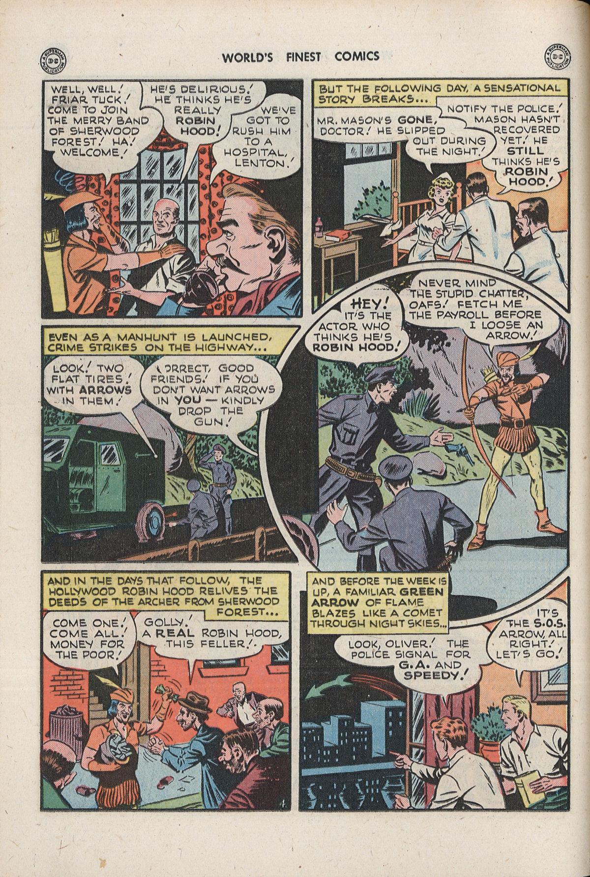 Read online World's Finest Comics comic -  Issue #33 - 20