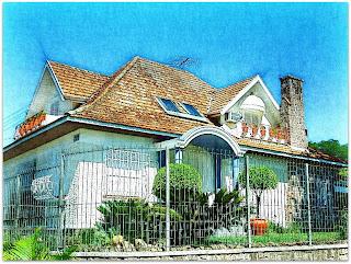 Casa da Rua Carajá - Vila Assunção, Porto Alegre