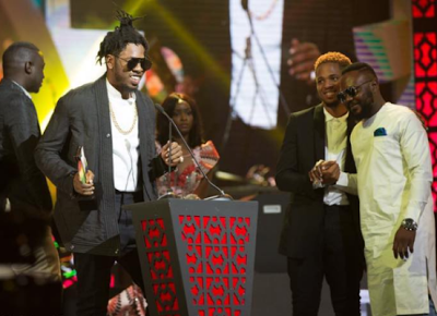 Runtown Wins 'African Artiste of The Year' at Ghana Music Awards (See Full List of Winners)