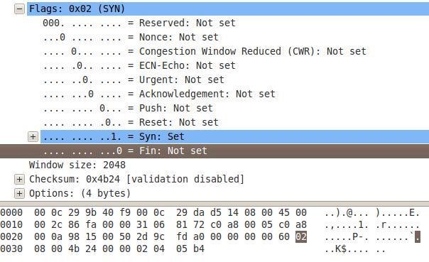 Scanning Redux: TCP and UDP   Sketchymoose's Blog