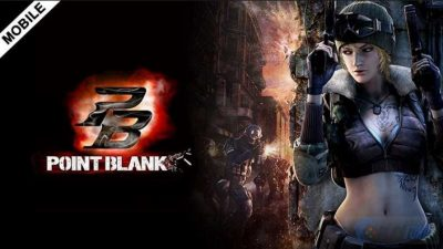 Point Blank Mobile APK Server Indonesia