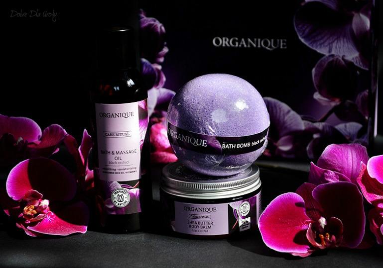 Rytuał Czarna Orchidea Organique - recenzja
