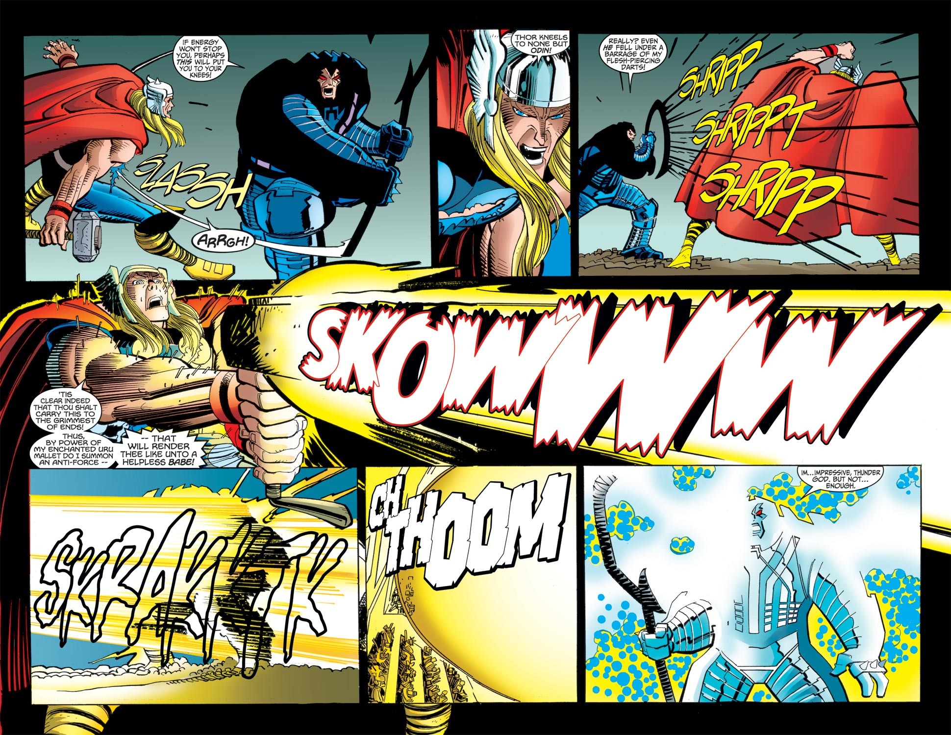 Thor (1998) Issue #10 #11 - English 15