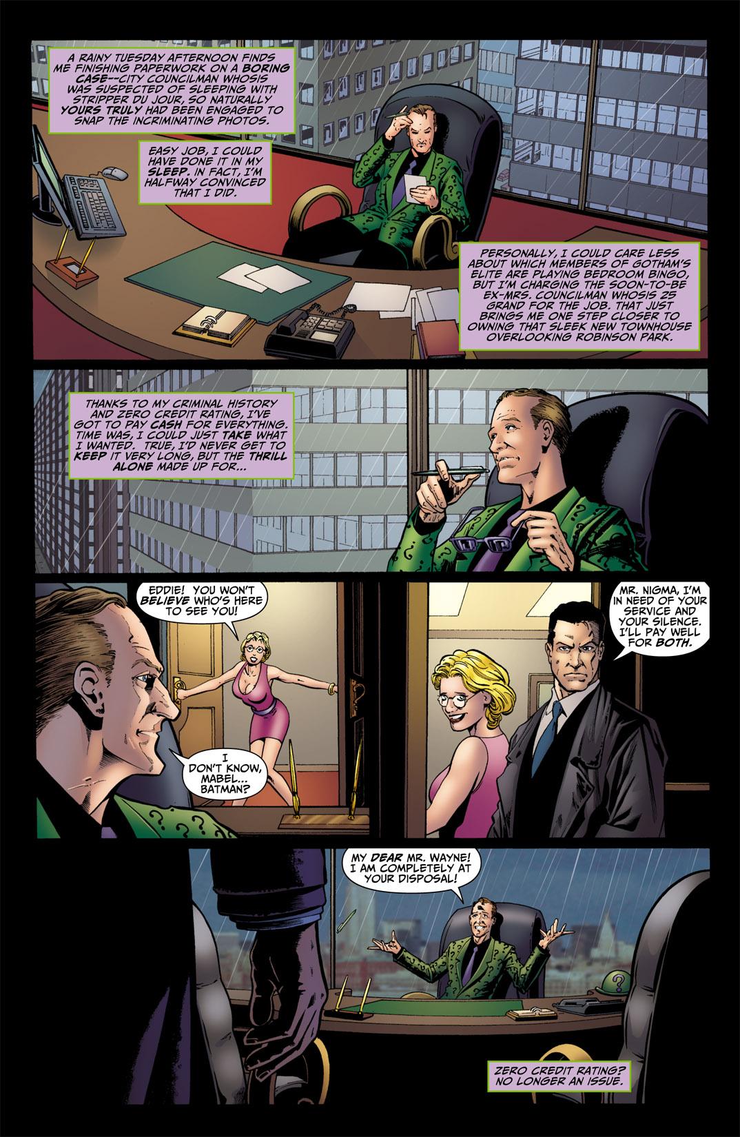 Detective Comics (1937) 837 Page 1