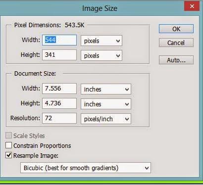 Cara cara buat website di Adobe Photoshop
